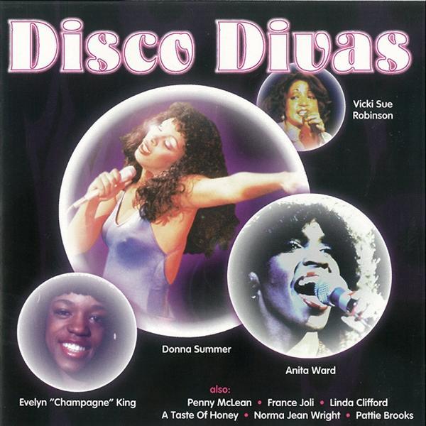 Альбом: Divas of the Disco