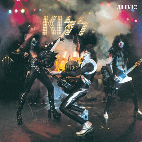 Kiss - Let Me Go, Rock 'N Roll (Live At Cobo Hall, Detroit, Michigan / 1975)  (1975)