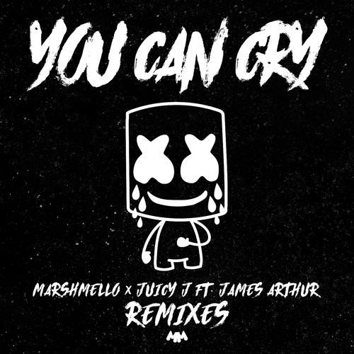 Marshmello, Juicy J, James Arthur - You Can Cry (THRDL!FE Remix)  (2018)