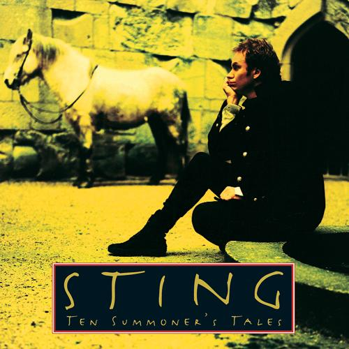 Sting - Shape Of My Heart  (1993)