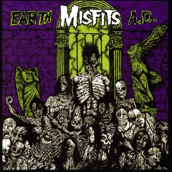 Альбом: Earth A.D. / Die, Die My Darling