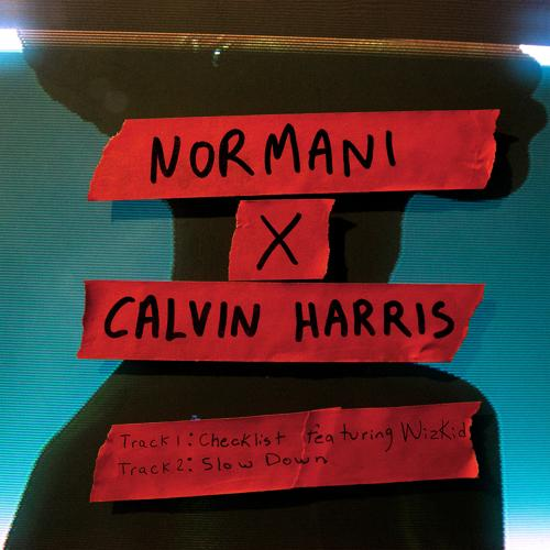 Normani, Calvin Harris, WizKid - Checklist (with Calvin Harris)  (2018)