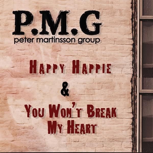Альбом: Happy Happie / You Won't Break My Heart