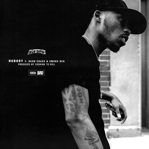 Deon Chase, Smoke DZA, Avenue - Nobody  (2017)