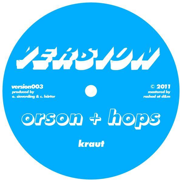 Альбом: Kraut / Dread Drumz