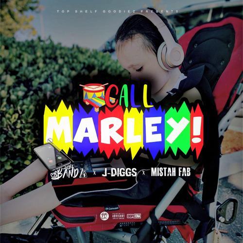 Baby Bandz, J-Diggs, Mistah Fab - Call Marley  (2019)