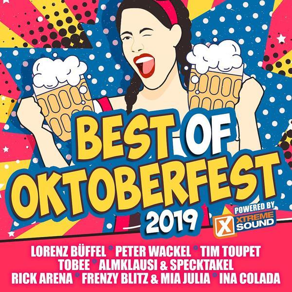 Альбом Best of Oktoberfest 2019 powered by Xtreme Sound
