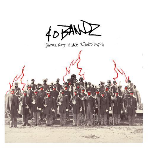 Ducko Mcfli, Denzel Curry, Jace - 40 Bandz  (2019)