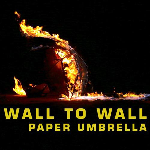 Wall to Wall - Paper Umbrella  (2020)